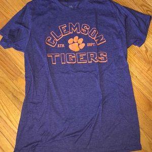 Clemson Tigers shirt